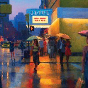 Peller painting