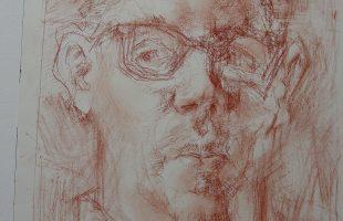 Michael Burban Drawing