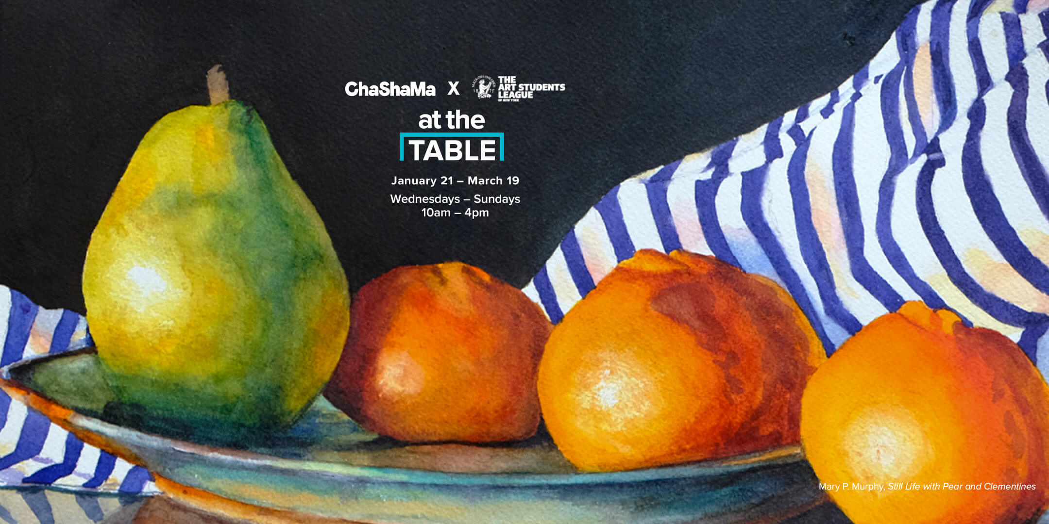 Exhibition Outreach: At The Table