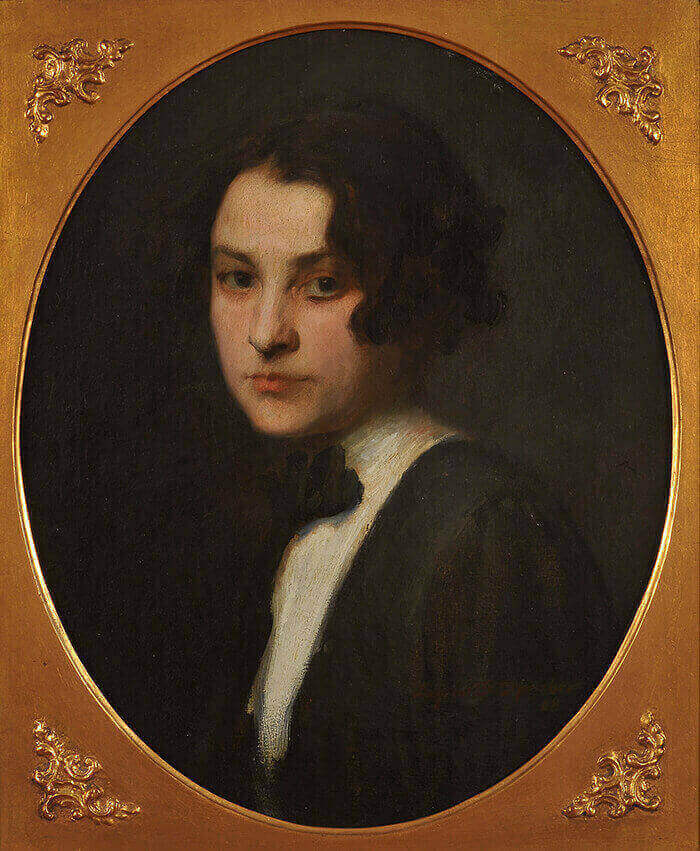 Faces of The League <br><i><small>Portraits from the Permanent Collection</i>